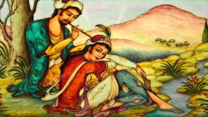 Laila and Majnun