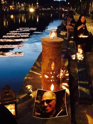 Farewell to Kiarostami on the Seine