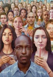 Passive Apathetic Consumer - Alex Gross