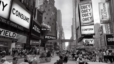 """It's a documentary. It's not science fiction."" (John Carpenter They Live (1988))"